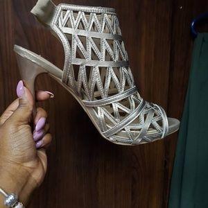 Sandals, never worn